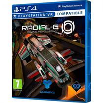 Jogo Radial-G Racing Revolved PS4