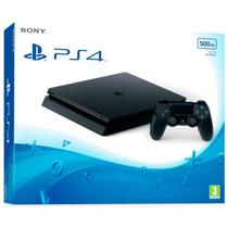 Console Sony Playstation 4 Slim 500GB Modelo 2215A - Americano