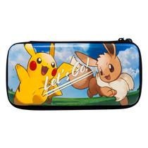 Case Hard Pouch Pokemon Let's Go Pikachu-Eevee Hori Switch