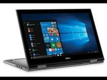 "Notebook / Tablet / Ultrabook Dell I5579-7978GRY Processador i7-8550U 1.8GHZ / 8GB / 1TB / 15.6"" Full HD Touch Screen / Windows 10 - Cinza"