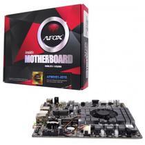 Placa Mãe Afox AFM1H81 FBGA1168 i3-4010 1.7GHZ DDR3/HDMI/