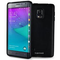 Capa para Galaxy Note 4 Edge Flex s Black