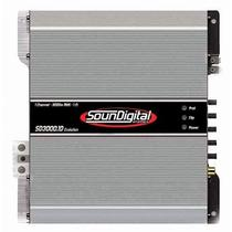 Módulo Soundigital SD3000-1 2OHMS Evolut