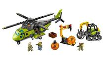 Lego City Volcano Supply Helicopter 60123 - 330 PCS