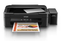 Impressora Epson L380 3X1 I/s/C *Bivolt* Preto