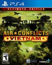 Jogo Air Conflicts Vietnam PS4