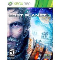 Jogo Lost Planet 3 Xbox 360