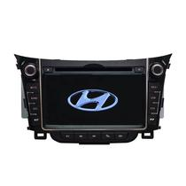 Central Multimidia Booster Hyundai I30 S60 2013/2015 Digital