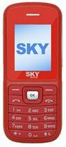 Celular SKY Cel F1+ Signal Red