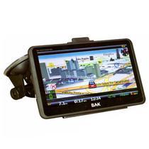 """GPS BAK BK-GPS7009 7"""" TV/FM/Bluetooth/Camera de Re"""