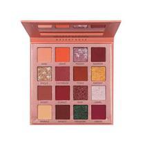 Beauty Glazed Desert Rose Shadows Palette B58B (16 Cores)