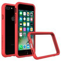 Capinha para iPhone 7 Plus e 8 Plus Rhinoshield Crashguard CGB - Vermelho