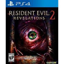 Jogo Resident Evil Revelations 2 PS4