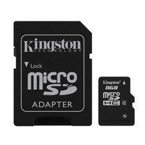 Cartao de Memoria Micro SD Kingston 8GB 2 EM1 SDC4