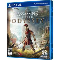 Jogo PS4 Assassins Creed Odyssey