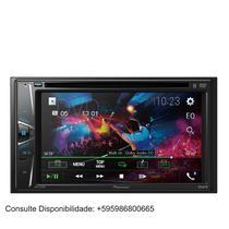 DVD Player Automotivo Pioneer AVH-G215BT 6.2 USB/Bluetooth