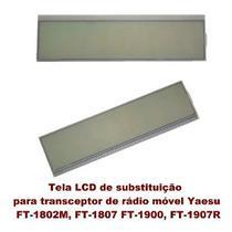 Visor Cristal Liq FT-1900 Yaesu
