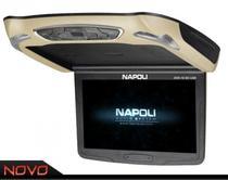 Telas para Teto Napoli DVD Flip Down DVD-10 - 3 Cores