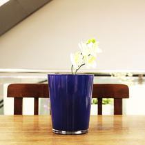Vaso Decorativo Susie Ceramic Azul