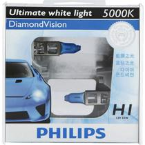 Lampara Diamond Vision Philips H1 5000K