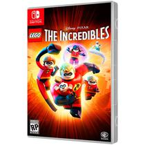 Jogo Switch Lego Incredibles Game