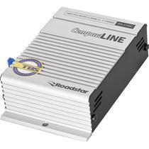 Amplificador Roadstar RS-2100C Classe D 2CH 140W