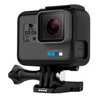 Camera de Acao Gopro Hero 6 Black CHDHX-601 12MP 4K com Wi-Fi e Comando de Voz - Preta