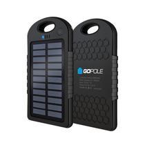Carregador Portatil Gopole Powerbank Solar Dual USB - GPP 26