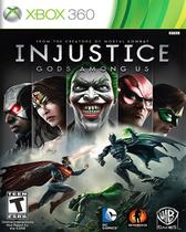 Xbox 360 Injustice Gods Among US ##