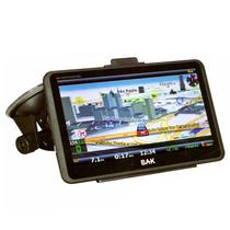 "GPS BAK BK-GPS7009 7"" TV/FM/Bluetooth/Camera de Re"
