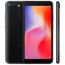 Smartphone Xiaomi Redmi 6 5.45 DS Lte OC2.0 3/32GB 12/5MP A8.1 - Preto