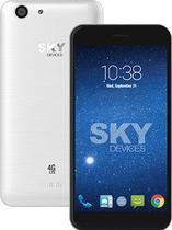 Celular SKY Devices 5.0L Plus - 5.0 Polegadas - Dual-Sim - 16GB - 4G Lte - Branco