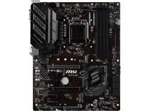 Placa Mãe 1151 MSI Z390-A Pro M.2 DVI/VGA/HDMI