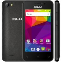 "Smartphone Blu Neo Energy Mini N130L 3G DS Tela 4.0"" 4GB Cpu 4Core Batt 3000MAH Preto Anat"