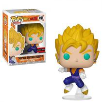 Boneco Funko Pop - Dragon Ball Super Saiyan Vegito 491