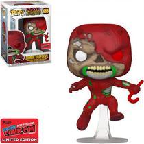 Funko Pop Marvel Zombies Exclusive NYCC 2020 - Zombie Daredevil 666
