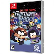 Jogo South Park The Fractured But Whole Nintendo Switch