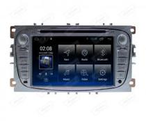 """Mult Aikon 8.8 Android 7.1 Ford Focus 08/13 7"""" ASF-17021C DVD STV"""