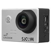 Câmera Digital de Acao Sjcam SJ5000X Elite 2.0 4K Wi-Fi 12MPX Prata