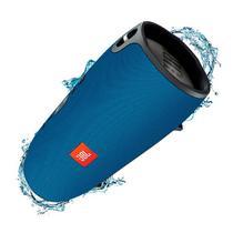 Caixa de Som de Som JBL Xtreme Bluetooth Azul Original
