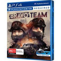 Jogo Bravo Team VR PS4