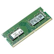 Memoria para Notebook Kingston 4GB/2400 MHZ DDR4 Sodimm KVR24S17S6/4