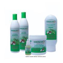 Kit Vergarat Cocoliva Nutritive (5PECAS)