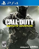 Playstation 4 Call Of Duty Infinite Warfare PS4