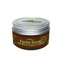 Bio Miracle Slim Facial Scrub Brown Sugar & Coffee 70G