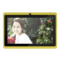 Tablet Napoli NPL-7003 2 Cameras / Android 4.4 / Tela 7EQUOT; / Wifi - Amarelo