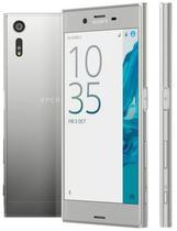 "Smartphone Sony Xperia XZ F8331 3GB/32GB Lte 1SIM Tela 5.2""FHD Cam.23MP+13MP-Prata"