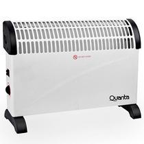 Aquecedor Quanta QTACV20 com Termostato Ajustavel 2000W/220V - Branco