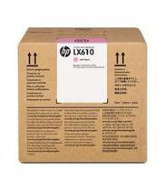 Tinta HP Latex LX610 L Magenta (CN675A) 3-Litros@