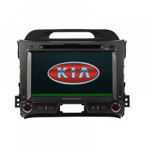 "Central Multimidia Booster Kia Sportage 8"" 2011/2012"